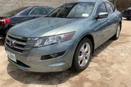 Best priced used 2011 Honda Accord CrossTour automatic in Lagos