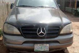 Sell well kept 2002 Mercedes-Benz ML 320 at mileage 0 in Lagos