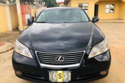 Sell high quality 2007 Lexus ES sedan automatic in Lagos