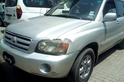 Sell used 2004 Toyota Highlander automatic
