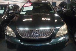 2005 Lexus RX automatic at mileage 106,071 for sale