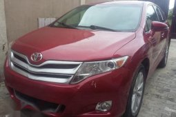 Sell used 2013 Toyota Venza automatic at mileage 78,000 in Lagos