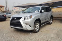 Clean and neat grey/silver 2011 Lexus GX for sale