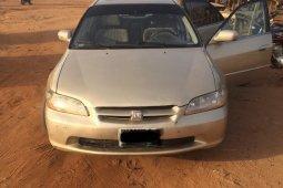Neatly used 2001 Honda Accord for sale in Enugu
