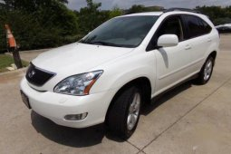 Used 2007 Lexus RX automatic for sale at price ₦3,450,000 in Lagos