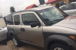 Sell used 2004 Honda Element automatic at mileage 97,240