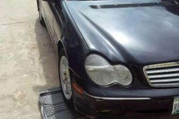 Sell well kept 2003 Mercedes-Benz 240 automatic at price ₦1,500,000 in Benin City