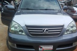 Well maintained 2004 Lexus GX for sale at price ₦3,500,000