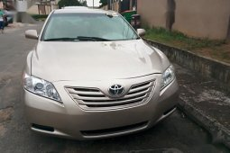 Sell clean used 2007 Toyota Camry at mileage 96,752 in Ikeja