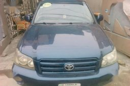 2005 Toyota Highlander suv automatic for sale at price ₦1,680,000 in Lagos
