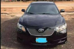 Grey 2008 Toyota Camry automatic for sale at price ₦1,700,000 in Benin City
