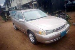 Selling 1999 Toyota Corolla sedan automatic in Benin City