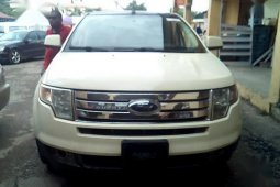 Sell authentic 2008 Ford Edge at mileage 67