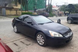 Used 2006 Honda Accord sports / coupe automatic for sale in Lagos
