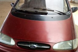 Well maintained 2005 Ford Galaxy manual at mileage 158,000 for sale