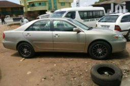 Need to sell cheap used 2003 Toyota Camry sedan automatic