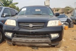 Selling 2003 Acura MDX automatic in Lagos