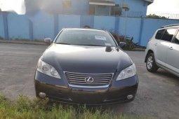 Lexus ES 2008 350 Black for sale