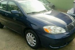 Toyota Corolla LE 2007 Blue for sale