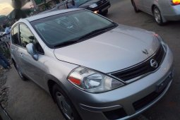 Authenticused 2010 Nissan Versa for sale at price ₦1,650,000