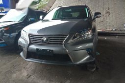 Best priced other 2014 Lexus RX in Lagos