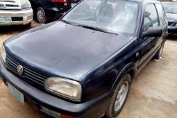 Sell 1998 Volkswagen Golf hatchback manual at price ₦350,000 in Lagos