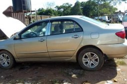 Neatly used 2003 Toyota Corolla for sale in Ibadan