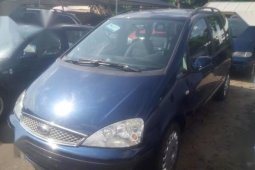 Best priced blue 2003 Ford Galaxy automatic in Lagos