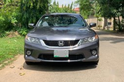 Sell grey 2013 Honda Accord sedan automatic in Abuja