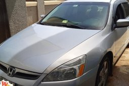 2005 Honda Accord automatic for sale in Abuja