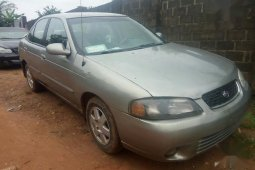 Sell high quality 2001 Nissan Sentra automatic