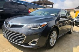 Sell grey 2013 Toyota Avalon in Lagos at cheap price