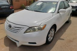 Toyota Camry 2009 White for sale