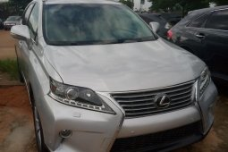 Very sharp neat grey 2015 Lexus RX automatic for sale