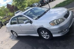 Used 2007 Toyota Corolla automatic for sale at price ₦1,950,000