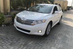 White 2010 Toyota Venza suv / crossover automatic at mileage 0 for sale