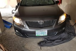 Need to sell high quality 2010 Toyota Corolla at price ₦2,200,000 in Lagos