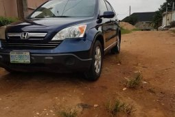Selling 2008 Honda CR-V automatic in good condition at price ₦1,590,000