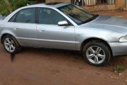 Nigerian used neat Audi A4 2000 Gray