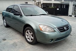 Sell 2003 Nissan Altima at price ₦850,000 in Lagos