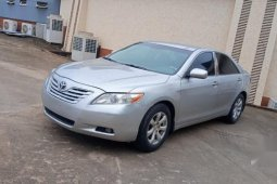 Foreign Used Toyota Camry 2.4 CE Automatic 2008 Silver