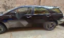 Best priced used black 2002 Lexus RX suv / crossover automatic