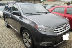 Need to sell used 2012 Toyota Highlander at cheap price