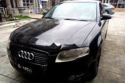 Need to sell cheap used black 2008 Audi A4 sedan