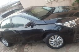 Sell used black 2018 Toyota Corolla sedan automatic