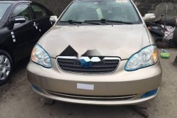 Clean Foreign Used Toyota Corolla 2005