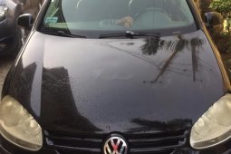 Very Neat Nigerian Used 2008 Volkswagen Golf for sale