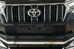 Need to sell used 2017 Toyota Land Cruiser Prado automatic at cheap price