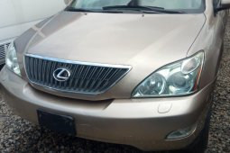 Gold 2005 Lexus RX suv / crossover automatic for sale at price ₦3,000,000