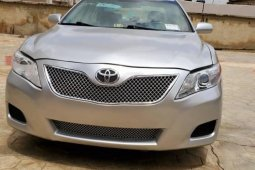 Very Clean Foreign used  Toyota Camry 2008 Grey/Silver